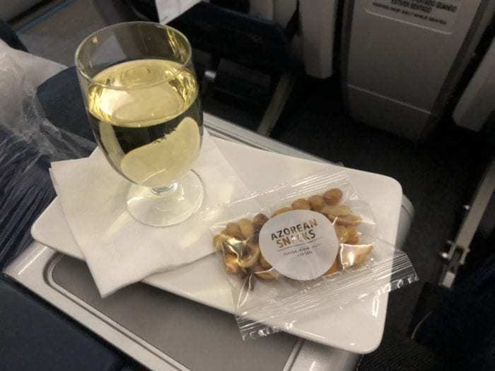 Azores Airlines A321neo Business Class Review – Lisbon to Ponta Delgada, Azores