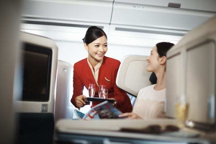 Spend AAdvantage with Cathay