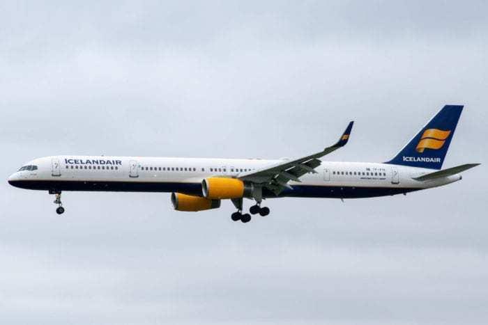 Icelandair WOW Air
