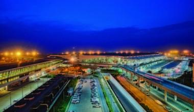 Indira Gandhi Airport T3