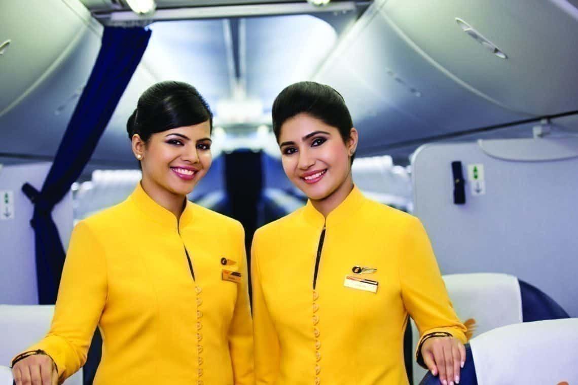 Jet airways cabin crew mms