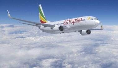 Ethiopian 737-800 ArtworkK64855