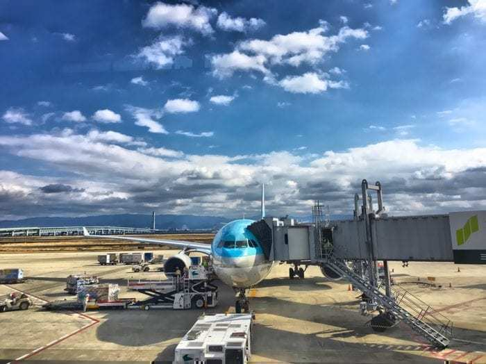 Fly with Korean Air to earn Skywards miles