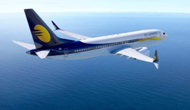 Jet Airways MAX 8