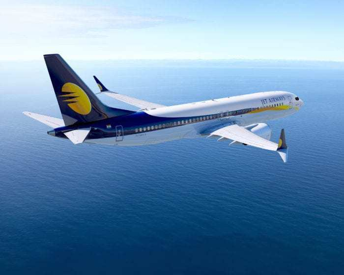 Jet Airways MAX 8
