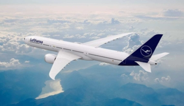 Lufthansa is the launhc customer of the 777X