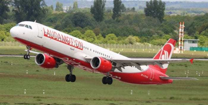 Laudamotion A321