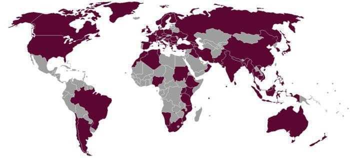 Qatar Airways Destinations