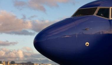 SWA Boeing 737 Hawaii