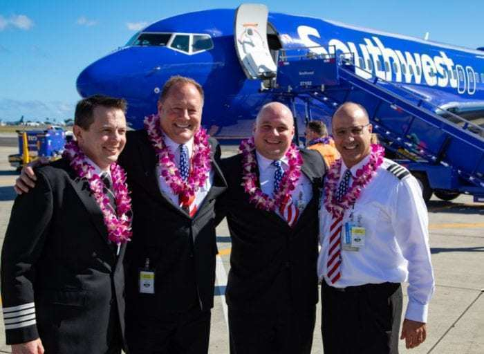 SWA Hawaii