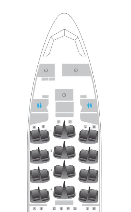 End Of An Era: Qatar Airways Scheduled Its Last Airbus A340 Flights