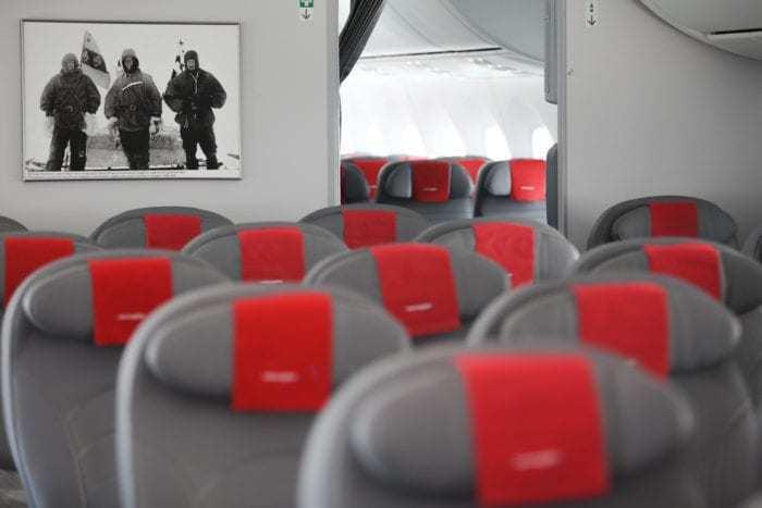 Norwegian Airlines Premium Class