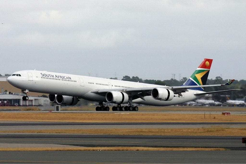 South African Airline pilot flew for 20 years without a licence