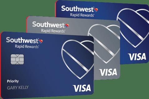 Southwest co branded credit cards