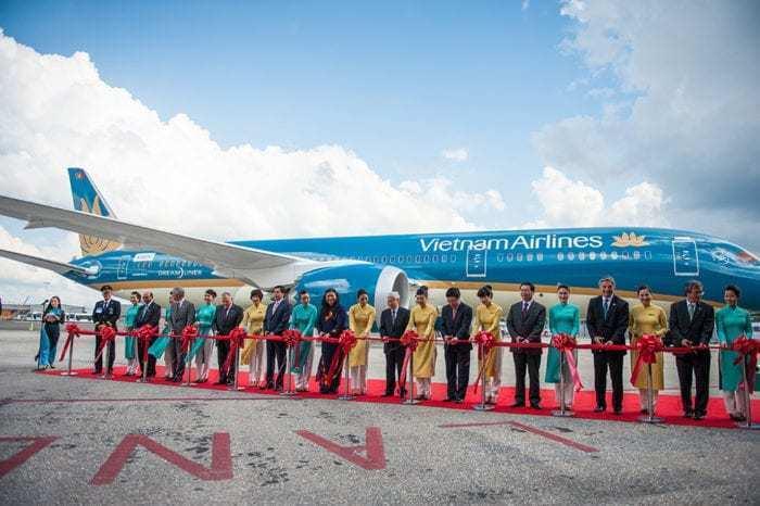 Vietnam Airlines Dreamliner 787 Boeing 787-9