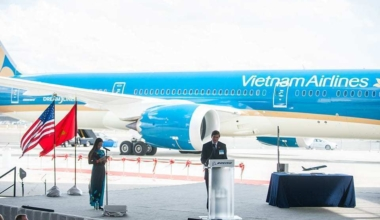 Vietnam Airlines US Routes Boeing 787-9