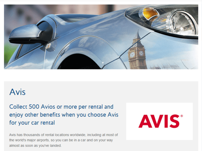 Earn with Avis