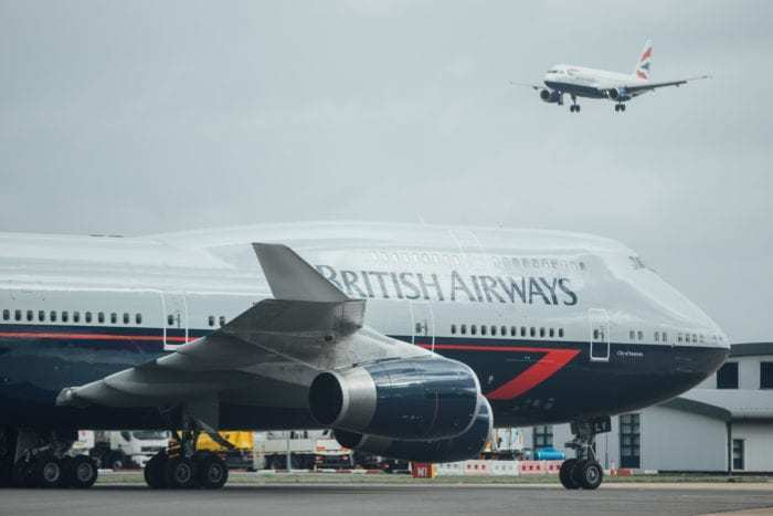 British Airways Negus