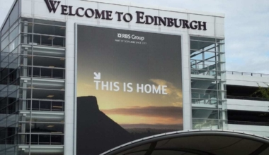 BA3217 diverted to Edinburgh