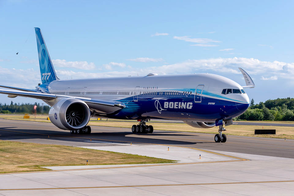 The Boeing 777x Vs The 777 300er What Is The Difference Simple Flying
