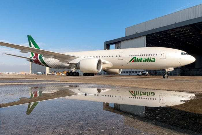 China Eastern Interested In Buying Alitalia