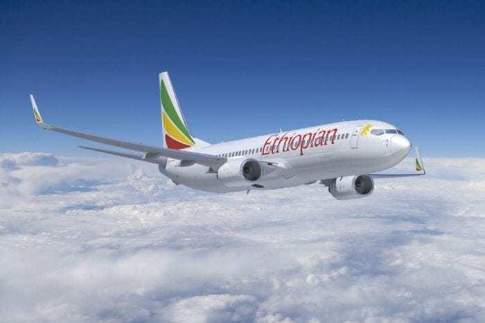 Ethiopian 737