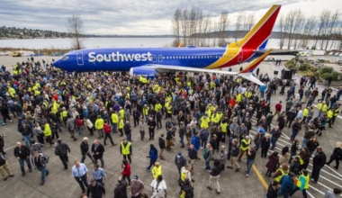 Southwest Boeing 737 MAX