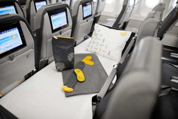 Under 4.5ft Tall? Thomas Cook Introduces Weird Economy Flat Beds