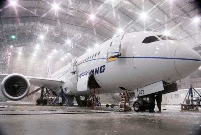 Boeing Responds To 'Inaccurate' 787 Claims