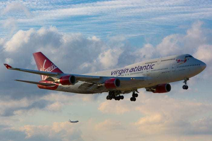 Virgin Atlantic Set To Retire Boeing 747s In 2021 - Simple