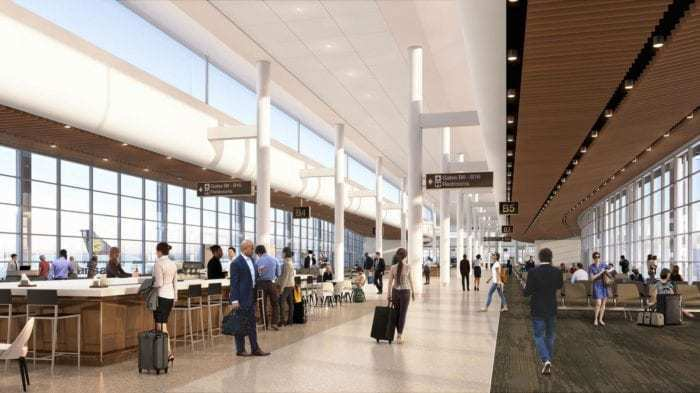 New Orleans MSY New Airport 2019