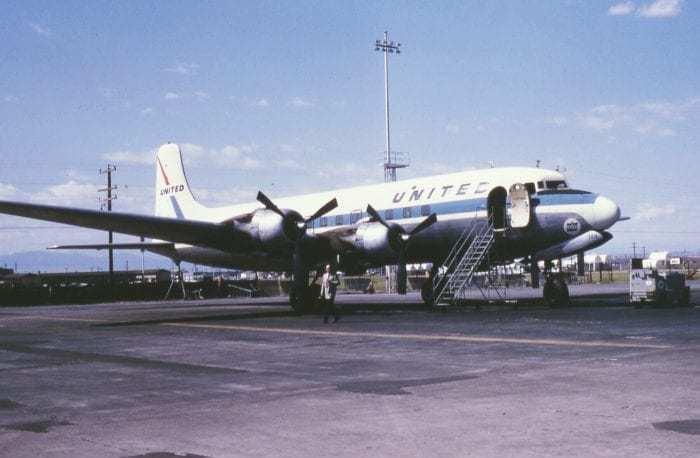 1950s aircraft
