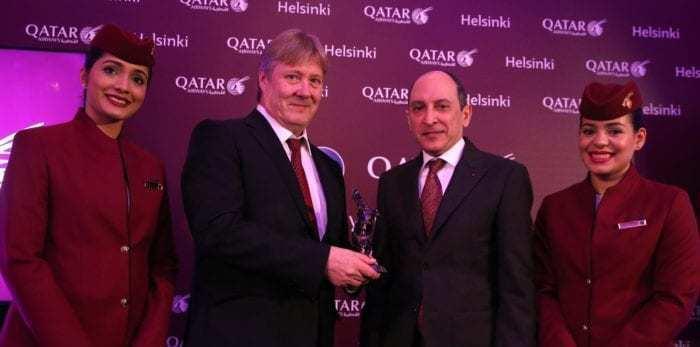 Qatar Helsinki