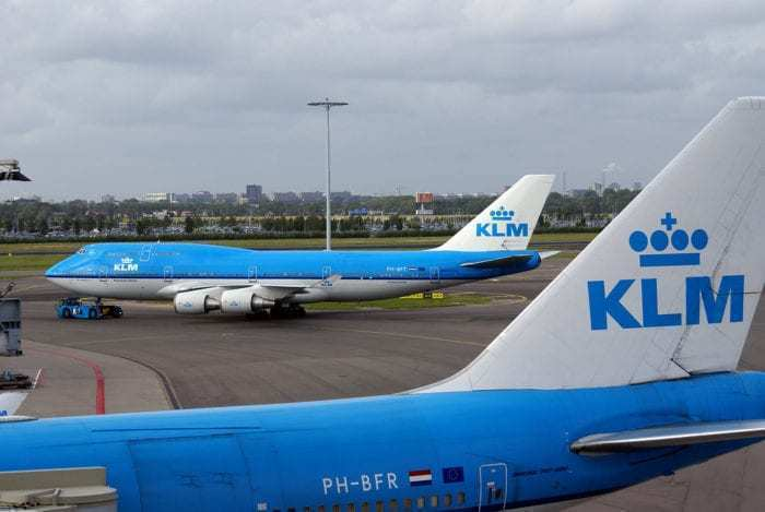 KLM 747 PH-BFT
