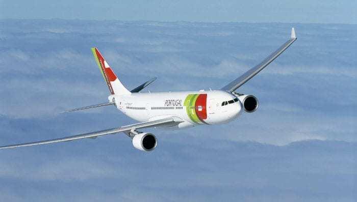 A TAP Air Portugal Airbus A330.