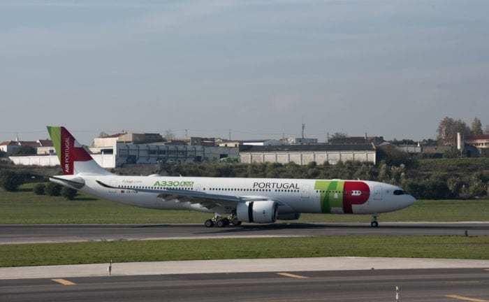 TAP A330-300