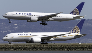 United Boeing Widebodies 777 And 787
