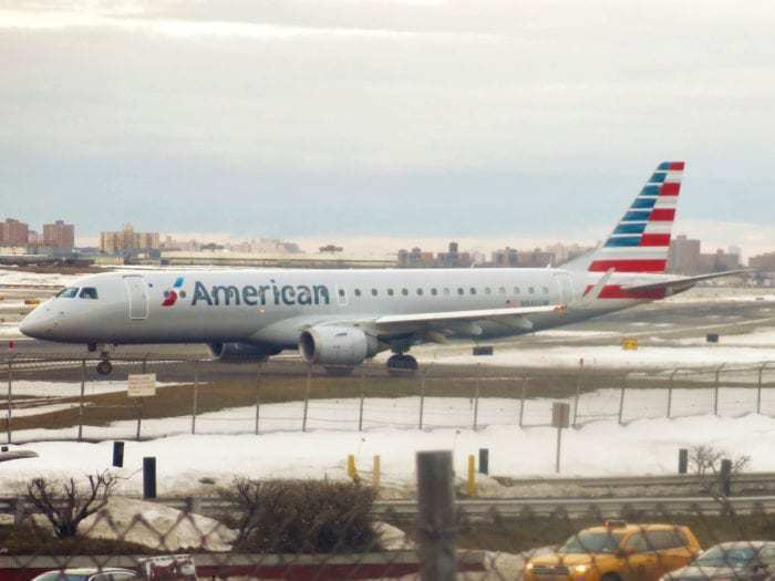 16 Passengers In Hospital Following American Airlines Flight
