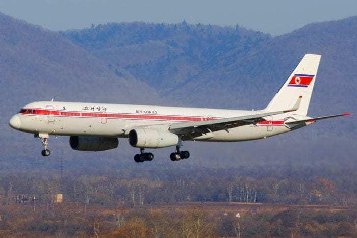 Air Koryo Tu-204
