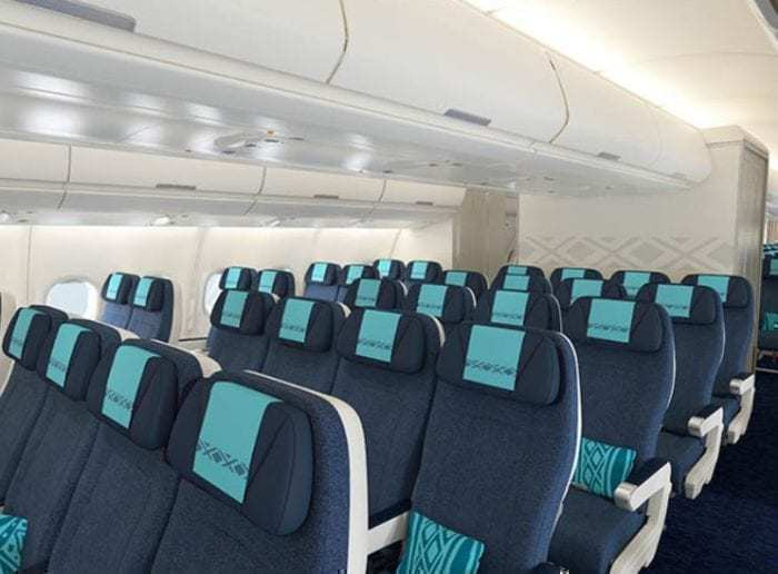 Aircalin A330neo Economy Class