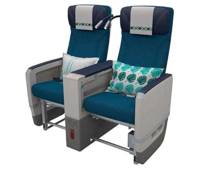 Aircalin A330neo Premium Economy Class