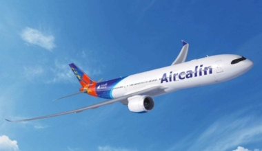 Aircalin Airbus A330-900