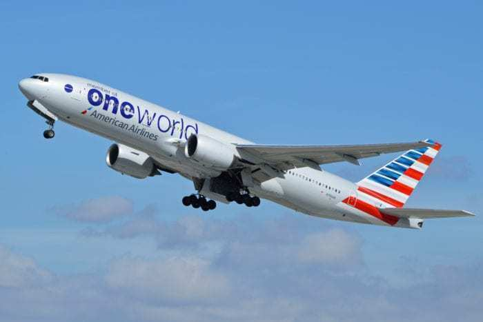 oneworld BA Avios