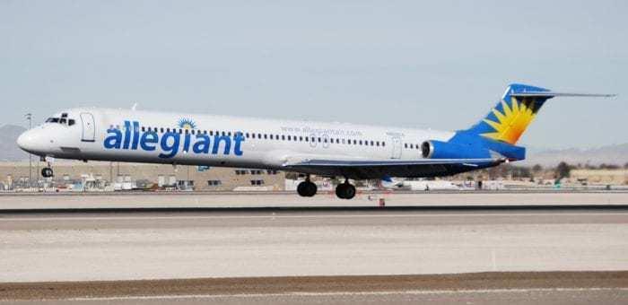 Allegiant Air Aircraft
