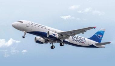 Atlantic Airways A320 1