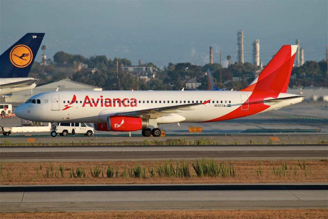Eight Avianca Aircraft To Be Repossessed After Easter