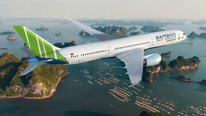 Bamboo Airways 787