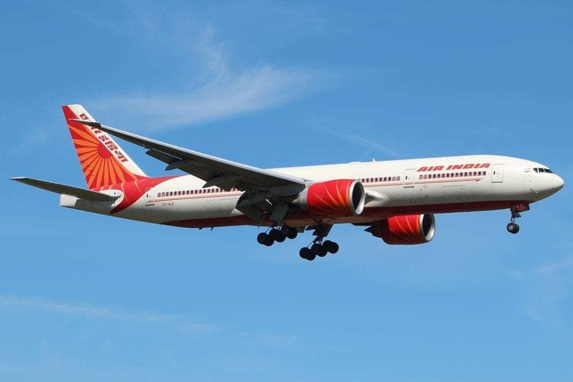 Server Failure Cancels 119 Air India Flights