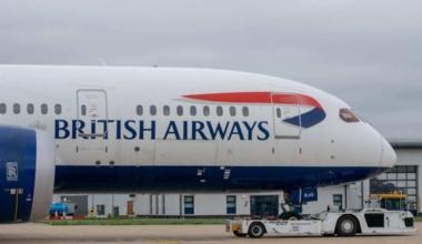British Airways History