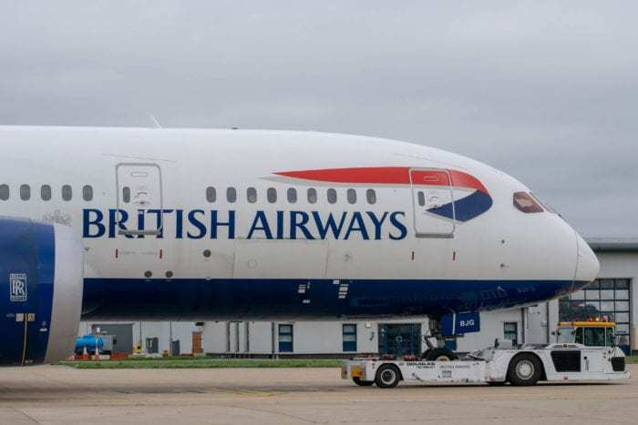 British Airways History